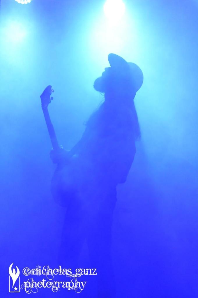 Solstafir live im MusikZentrum Hannover am 18. Juni 2017.